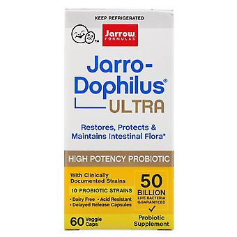 Jarrow Formulas, Jarro-Dophilus Ultra, 50 Billion , 60 Veggie Caps (Ice)