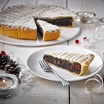 Sidoli Frozen Vegan Festive Pudding Pie
