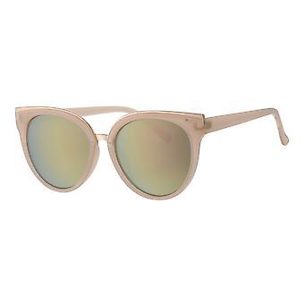 Sunglasses Women's Femme Kat. 3 beige/gold (L6247)