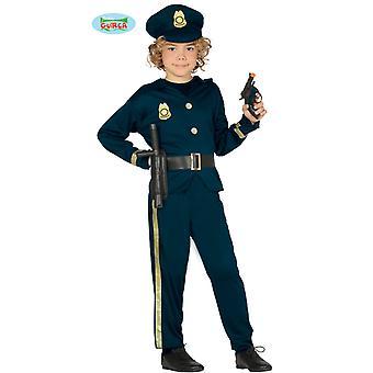 Filhos de polícia Guirca traje policial policial carnaval Bill