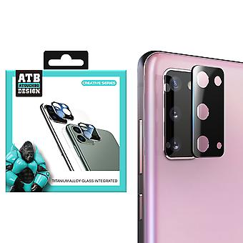 Samsung S20 Black Camera - Screenprotector Lens ATB