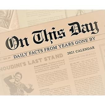 On This Day Box Calendar 2021
