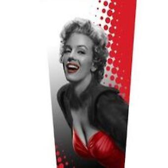 Pint Glass - Marilyn Monroe - Red Dress Licensed gls-mm-rddt