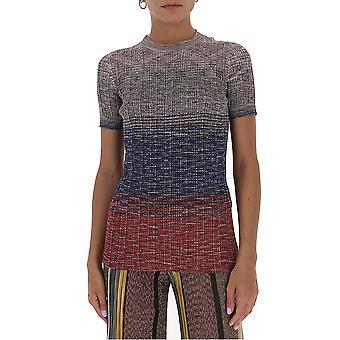 Missoni Mdn00403bk00mnl703f Women's Multicolor Viscose T-shirt