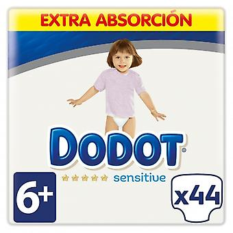 Dodot Sensitive Extra Diaper Size 6 with 44 Units (Baby & Toddler , Diapering , Diapers)