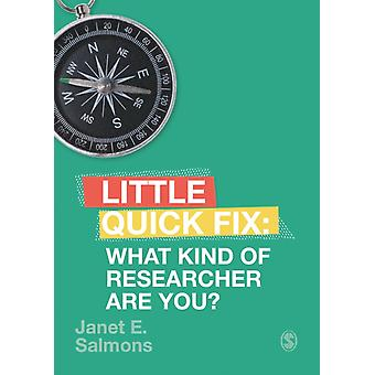 What Kind of Researcher Are You by Salmons & Janet