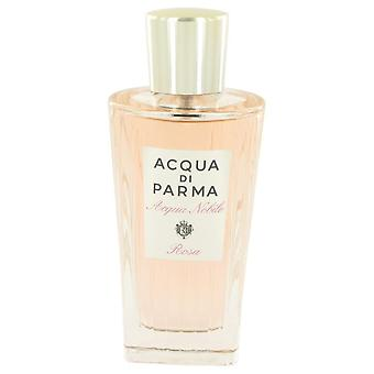 Acqua Di Parma Rosa Nobile Eau De Toilette Spray (Tester) By Acqua Di Parma 4.2 oz Eau De Toilette Spray