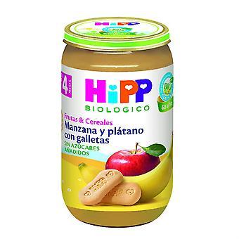 Hipp Potitos Apple, Banana and Cookie 190 gr