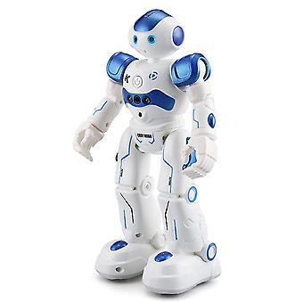 Rc-الروبوت الذكي البرمجة عن بعد التحكم الروبوتية لعبة Biped الروبوت للأطفال