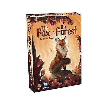 Fox i skogen kortspill