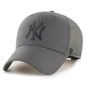 47 Brand Trucker Cap - Branson MVP New York Yankees charcoal