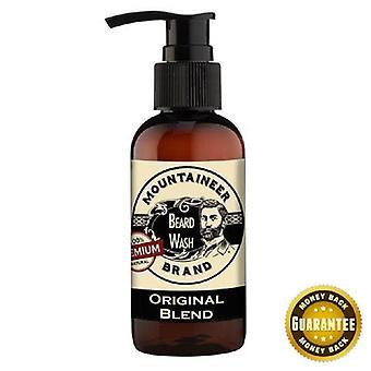 Mountaineer Brand Premium Original Blend Beard Wash 120ml