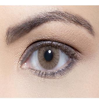 Solotica Hidrocor - Coloured Contact Lenses - Ocre (00.00d) (1 Year)