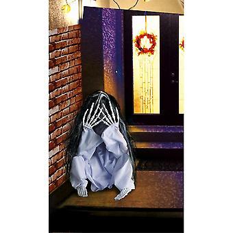 Forum-uutuudet Halloween Naamiaispukutarvikkeet - Life Size Decoration - Crying Ghost