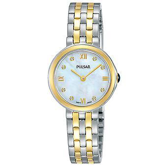 נשים שעונים פולסר PM2244X1, קוורץ, 26mm, 3ATM