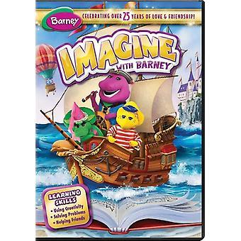 Barney: Imagine with Barney [DVD] USA import