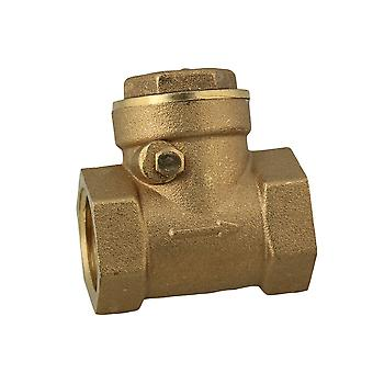 1/2inch BSPP Swing Check Valve Prevent Water Backflow High Pressure