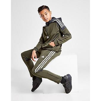 Neue adidas Originals Boys' Match Track Pants Green