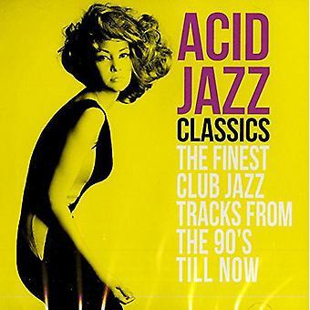 Acid Jazz Classics - Acid Jazz Classics [CD] USA import