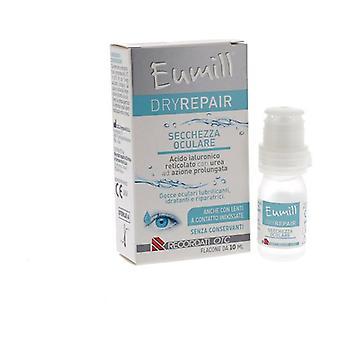 Eumill Dryrepair Lubricating Eye Drops 10 ml