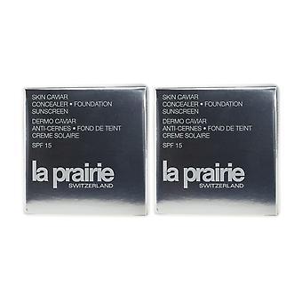 La Prairie Skin Caviar Concealer Foundation Sunscreen 1oz/30ml New In Box