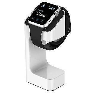 Az Apple Watch Smart Watch tartozékok állomástartója fekete/fehér