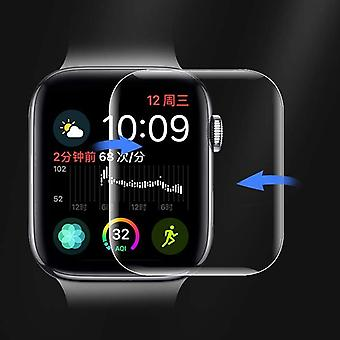 Curved Soft Tempered Glass For Apple Watch Screen Protector