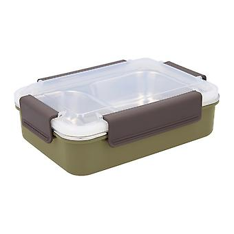 Lunch box Quid GO XTREM Stainless steel (22,5 x 16 x 7 cm)