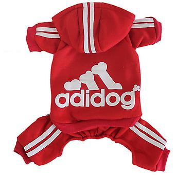 Adidog Logo Jumpsuit | Dog Clothing