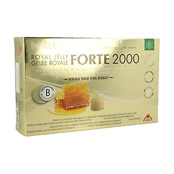 Bipole Royal Jelly Forte 20 ampullit 2000mg (2000mg)