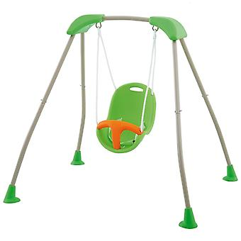 """TRIGANO """"Funny"""" Collapsible Baby Swing """"Tatou"""" 118 x 142 x 124 cm J-10180P8"""