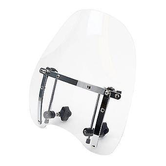 Airblade Clear Deluxe Highway Custom Screen With Fitting Kit