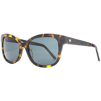 Whistles Small Butterfly Sunglasses - Tortoise Shell