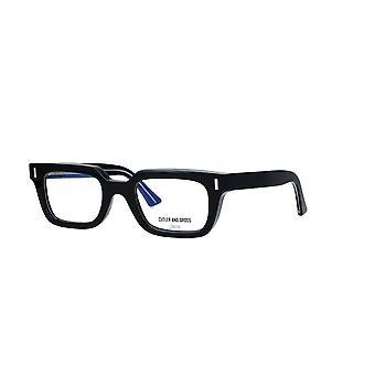 Cutler and Gross 1306 01 Black Glasses