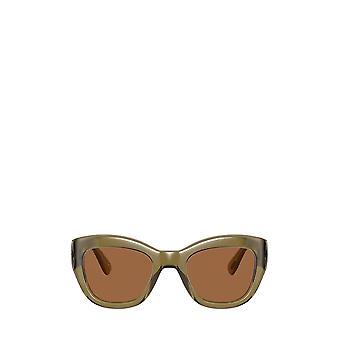 Oliver Peoples OV5430SU stoffige olijf vrouwelijke zonnebril