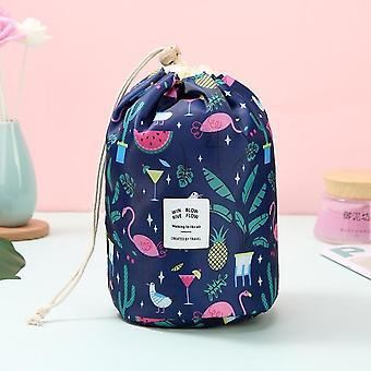 Lazy Drawstring Cosmetic Bag