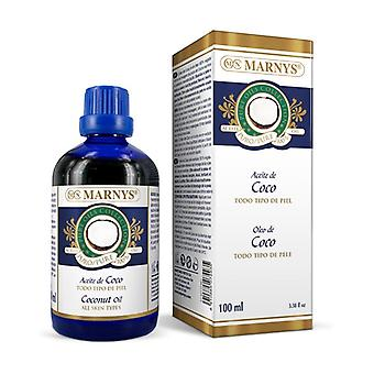 Coconut Body Oil 100 ml of oil