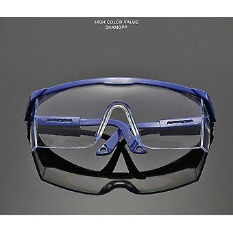 2 Type Protective Safety Goggles, Disposable Indirect Vent Prevent Infection