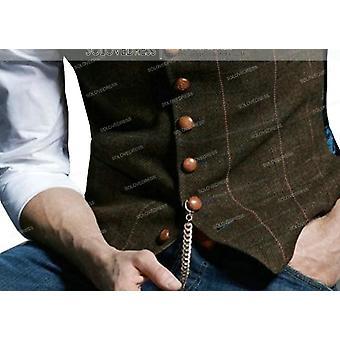 Gentleman Men's Army Vest  Waistcoat