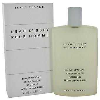 L'eau D'issey (issey Miyake) After Shave Balm By Issey Miyake 3.4 oz After Shave Balm