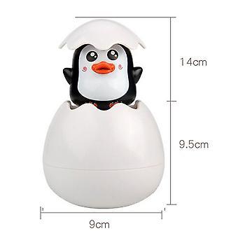 Baby bad legetøj pingvin æg