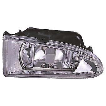 Luz antiniebla del lado izquierdo del pasajero