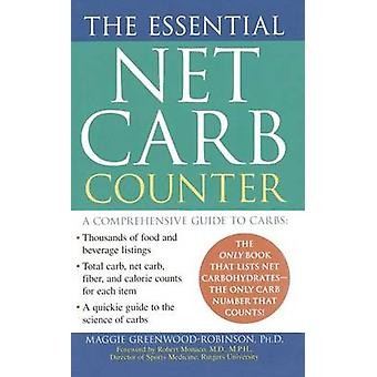The Essential Net Carb Counter by PH D Maggie Greenwood-Robinson - 97