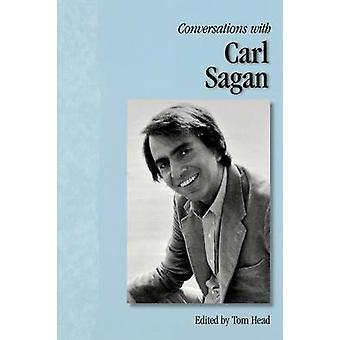 Samtal med Carl Sagan av Tom Head - 9781578067367 Bok