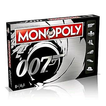 Monopoly 007 board game