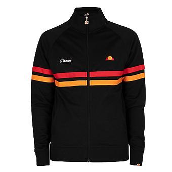 Ellesse Rimini 0892 Stribe Track Top - Sort