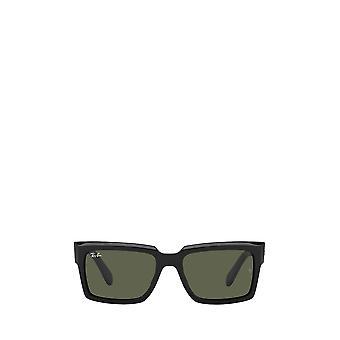 راي بان RB2191 نظارات شمسية سوداء للجنسين