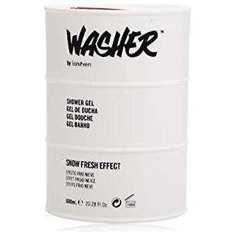 Laiseven Waschmittel Weißes Duschgel 600 ml