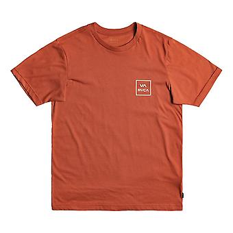 RVCA Va All The Way T-Shirt - Terracotta
