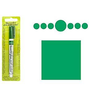 Decoart Groene Glas marker 1mm